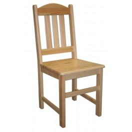 Židle celodřevěná MILUŠE