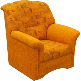 Křeslo RITA  regent oranžová