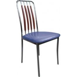 Jídelní židle C 80 modrá
