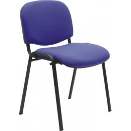 Jednací židle ISO Modrá