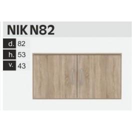Nástavec NIK N82  dub sonoma
