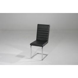Jídelní židle OLYMP bílá ekokůže