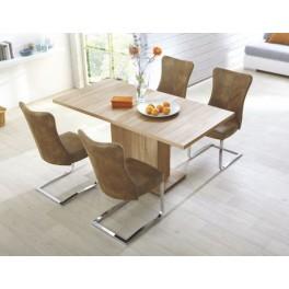 Jídelní stůl PAULINE  dub sonoma