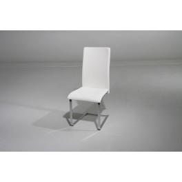 Jídelní židle KING eco bílá